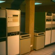 The computer bunker at FJs.  Photo: Jones Family Collection