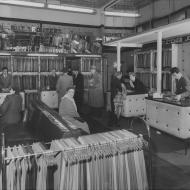 Inside the Collins St store. Photo: Jones Family Collection.