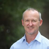 Executive Director of Heritage Victoria, Tim Smith.  Photo: not credited Warrnambool Standard.