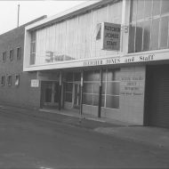 The building at 2-6 Brunswick St where FJ operated from 1966-1982. Photo: Jones Family Collection