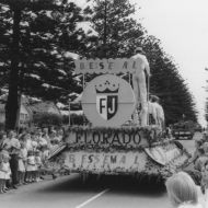 Warrnambool's answer to Moomba - the Florado. Photo: