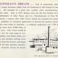 The story of Vicars Mill.  Loaned by Eleanor Anderson.